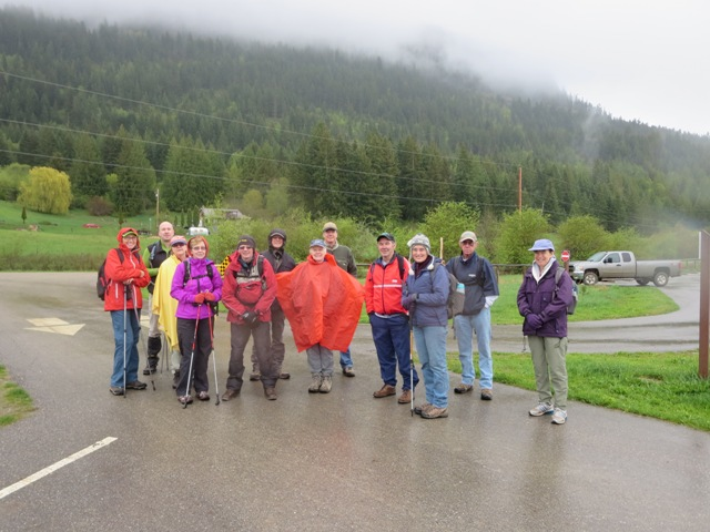 2014 Enerdy Cliff hike participants