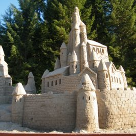 Building Castles in the Sand….