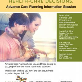 Advance Care Planning Information Session